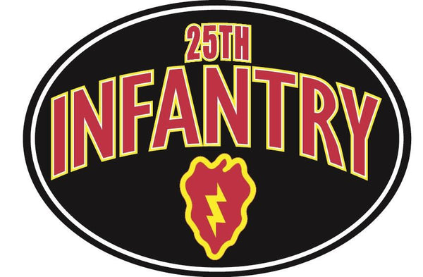 Army 25th Infantry Division Magnet