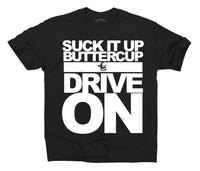Suck It Up Buttercup T-Shirt - ASMDSS Grunt Style Tee Shirt - Star Spangled 1776