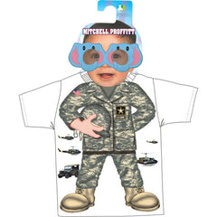 Army ACU Pattern Toddler Shirt and Sunglasses Gift Pack