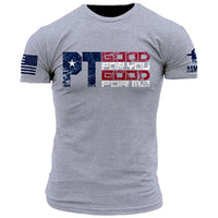 PT Good For You T-Shirt- Grunt Style ASMDSS Men's Tee Shirt - Star Spangled 1776