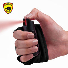 InstaFire Activewear Pepper Spray Hand Sleeve w/Can