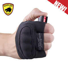 InstaFire Xtreme Pepper Spray + Knuckle Defense Activewear Hand Sleeve