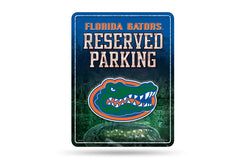 Florida Gators Resrved Parking NCAA 8.5 X 11 Parking Sign