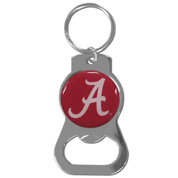 Alabama Crimson Tide NCAA Bottle Opener Key Chain - Star Spangled 1776