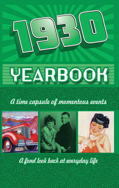 1930-1939 Yearbook Kardlets - Star Spangled 1776
