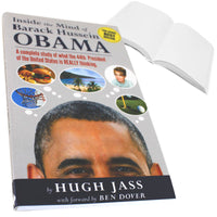 Inside the Mind of Barack Obama Book - Star Spangled 1776