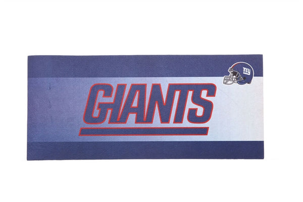 New York Giants Decorative Doormat Insert Mat - Star Spangled 1776