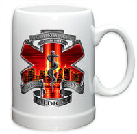 20 Ounces Stoneware Tribute High Honor Red EMS