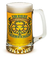 25 Ounces Tankard Firefighter Irish Heritage