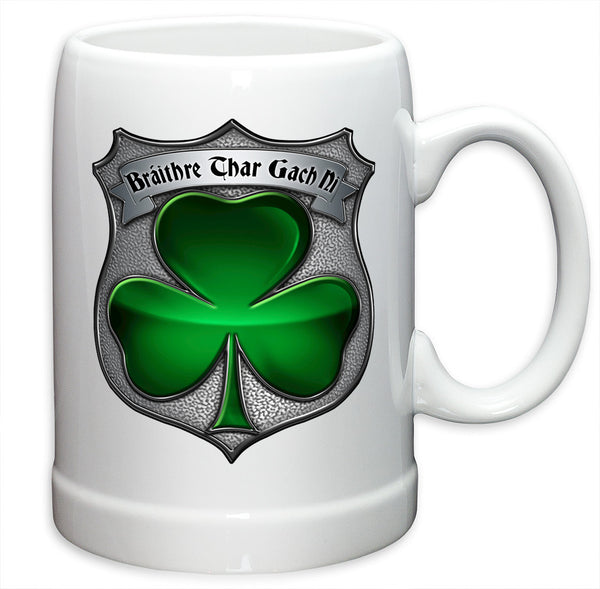 20 Ounces Stoneware Irish Brotherhood Police - Star Spangled 1776