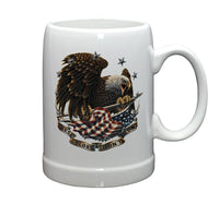 20 Ounces Stoneware These Colors Dont Run - Star Spangled 1776