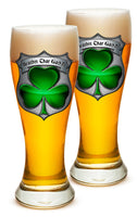 23 Ounces Pilsner Glass Irish Brotherhood Police - Star Spangled 1776