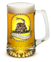 25 Ounces Tankard Dont Tread On Me - Star Spangled 1776