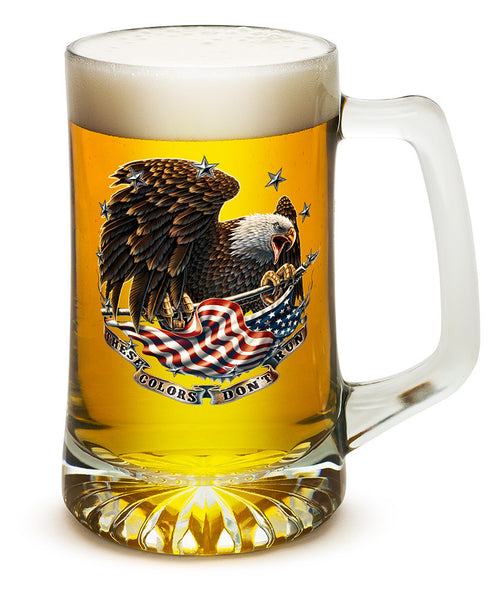 25 Ounces Tankard These Colors Dont Run - Star Spangled 1776