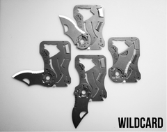 WildCard Wallet Knife with Detachable Blade