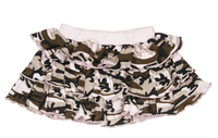 Girl Camo Skirt - Star Spangled 1776