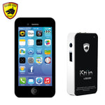ISTUN Rechargeable Smart Phone Stun Gun With LED Light