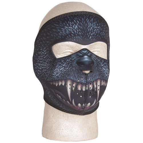 Silver Bullet Neoprene Thermal Full Face Mask - Star Spangled 1776