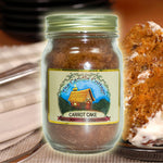 Carrot Cake Mason Jar Candle - Star Spangled 1776