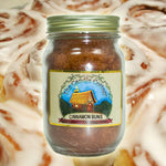 Cinnamon Bun Mason Jar Candle - Star Spangled 1776