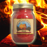 Fireside Mason Jar Candle - Star Spangled 1776