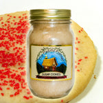 Sugar Cookies Mason Jar Candle - Star Spangled 1776