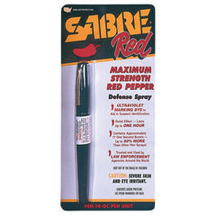 Sabre Red Red Pepper Spray Pen