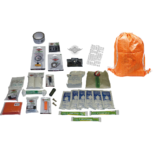 Bug Out Emergency Survival Bag - Star Spangled 1776