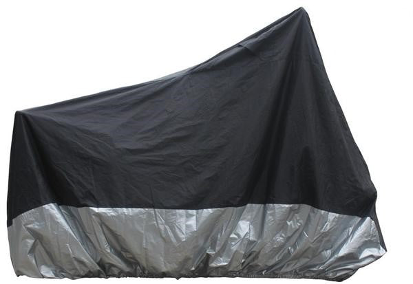 King Harley Davidson Motorcycle Rain Cover
