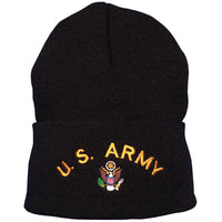 U.S. Army Embroidered Watch Cap Beanie - Star Spangled 1776