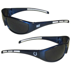 Indianapolis Colts NFL Football Team Wrap Sunglasses