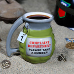 Compliant Department Mug - Star Spangled 1776 - 1