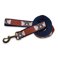 Dog Leash- University of Auburn - Star Spangled 1776