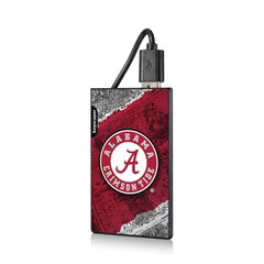 Alabama Crimson Tide NCAA 2200mAh Credit Card Power Bank