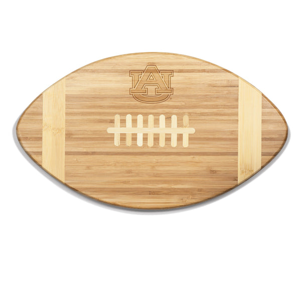 Touchdown Engraved Cutting Board Auburn - Star Spangled 1776