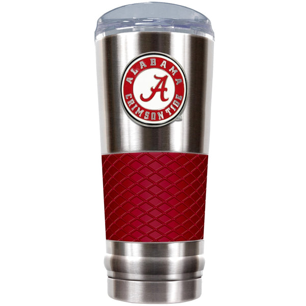 Alabama Crimson Tide 24 oz Vacuum Insulated Stainless Steel Beverage Cup - Star Spangled 1776