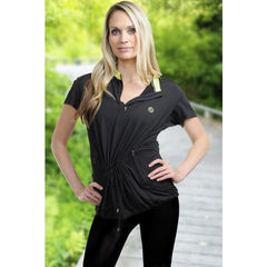 Concealed Carrie Women's Athletic Shirt with Ambidextrous Concealment