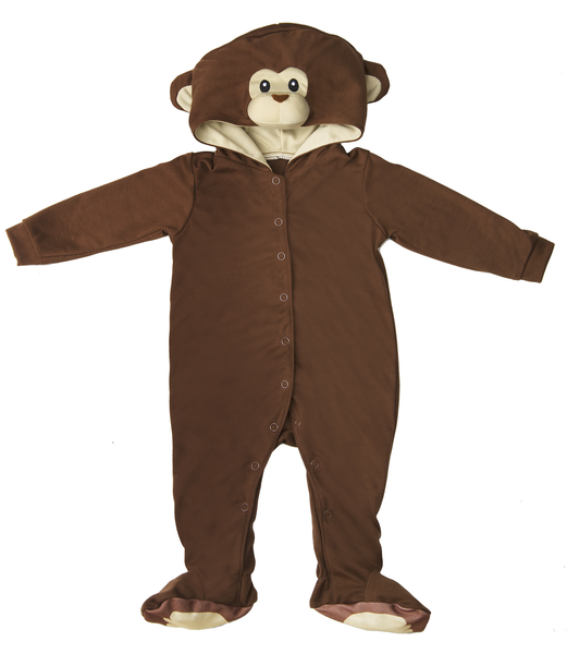 Monkey Costume - 6-9 mos - Star Spangled 1776