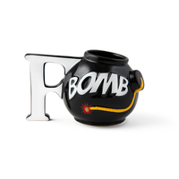 F-Bomb Coffee Mug - Star Spangled 1776