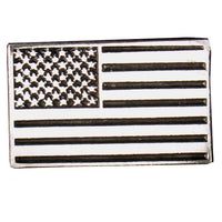 American Flag Pewter Pin