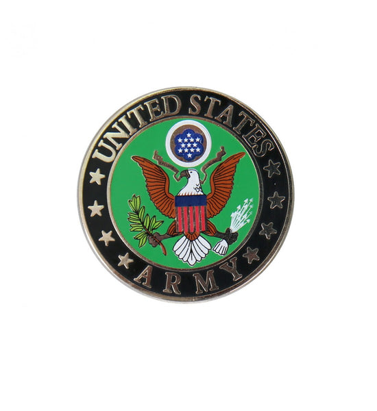 Army Logo Pin - Star Spangled 1776