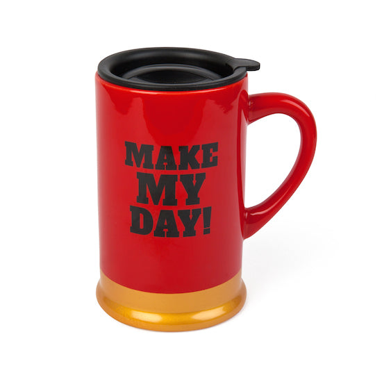Shotgun Shell Travel Coffee Mug - Star Spangled LLC