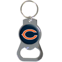 Chicago Bears NFL Bottle Opener Key Chain - Star Spangled 1776