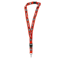 Georgia Bulldogs NCAA College Football Team Lanyard - Star Spangled 1776