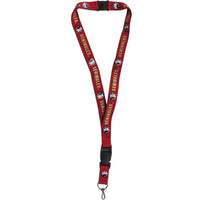 Florida State Seminoles NCAA College Football Team Lanyard - Star Spangled 1776