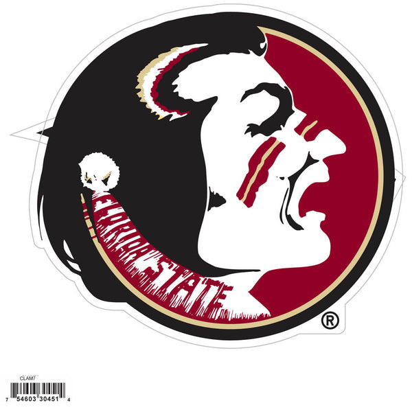 Florida State Seminoles NCAA Football Team 8 inch Logo Magnet - Star Spangled 1776