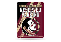 Florida State Seminoles NCAA College 8.5 X 11 Parking Sign - Star Spangled 1776