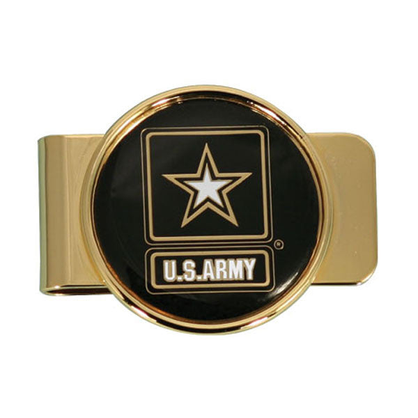 U.S. Army Star Military Money Clip - Star Spangled 1776