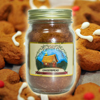 Gingerbread Mason Jar Candle - Star Spangled 1776