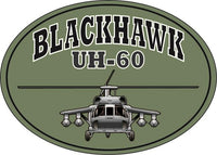 UH-60 Blackhawk Helicopter Magnet